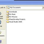 [WPF] Hướng dẫn sử dụng listbox để hiển thị tệp tin trong wpf